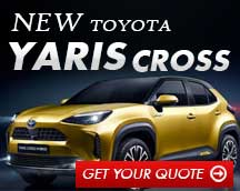 New Toyota Yaris Cross