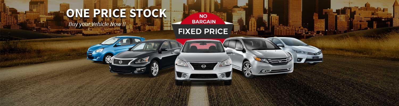 One Price Stock