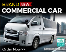 COMMERCIAL CAR