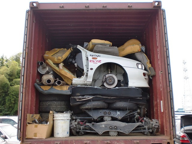 Container Loading for SUBARU