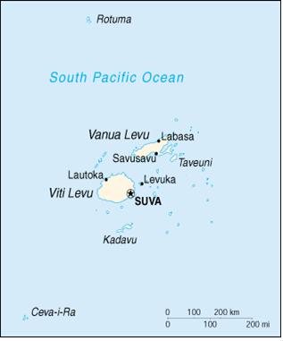 fiji Main Port