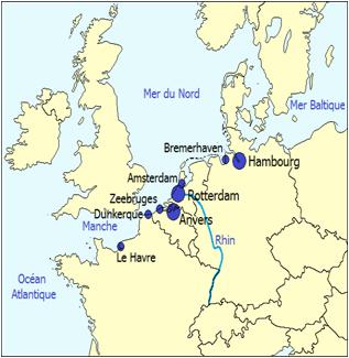Germany Main Port